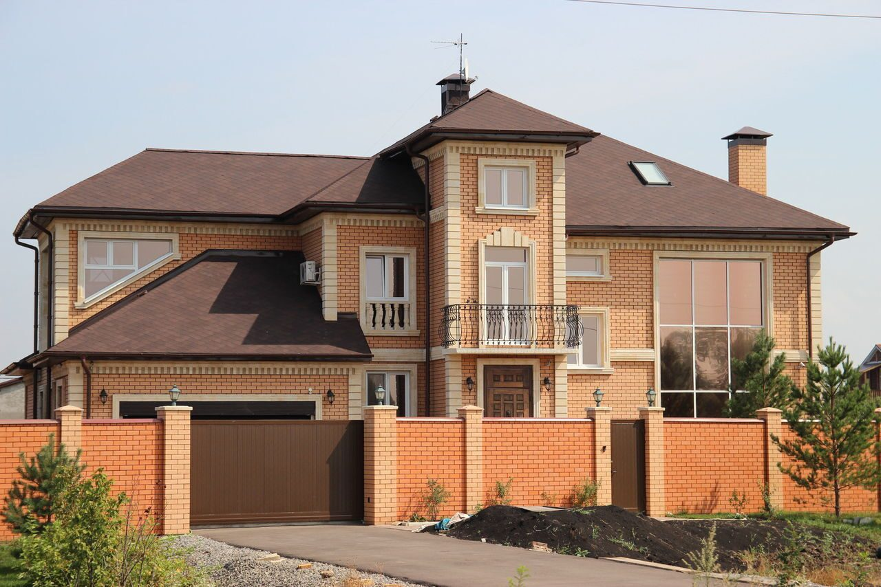 Дачный дом 7х9 проект каркасный 41 - цена под ключ