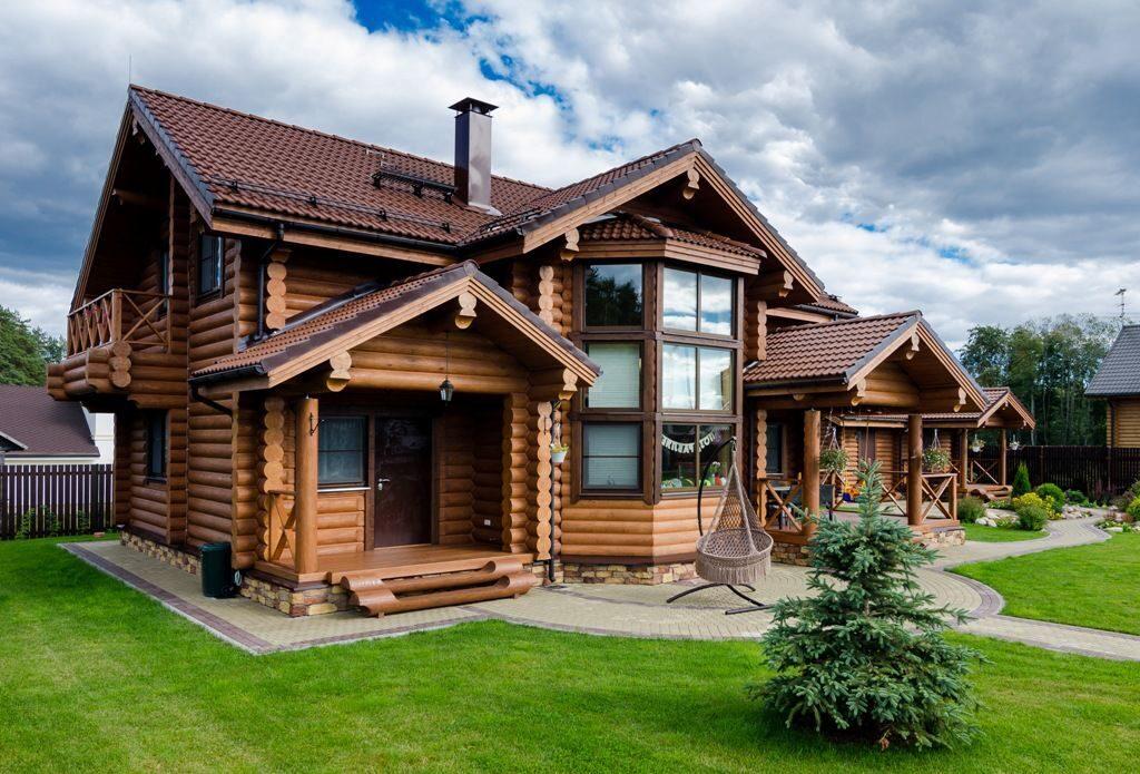 так насколько дороже дом из кирпича чем из бревна толщины